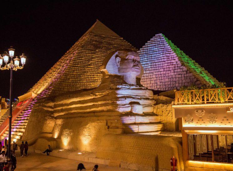 Egypt Pavilion 2018