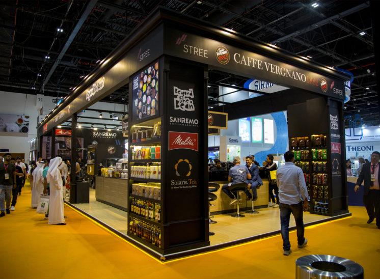 STREE CAFFE VERGANO GulfFood 2019