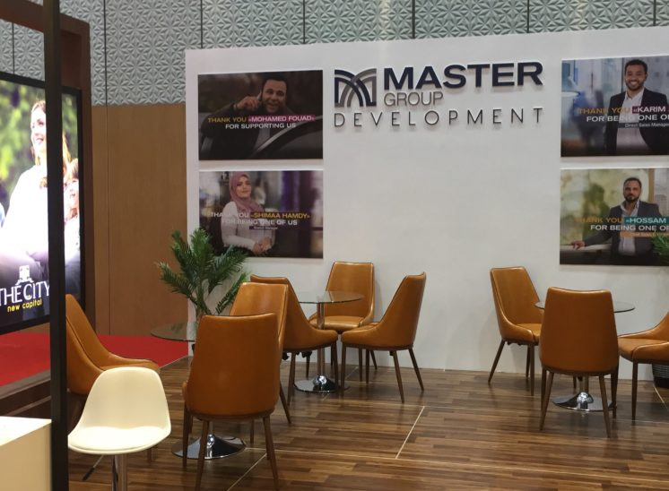 MASTER GROUP - EGYPT PROPERTY SHOW 2019