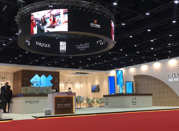 CITY EDGE - EGYPT PROPERTY SHOW 2019