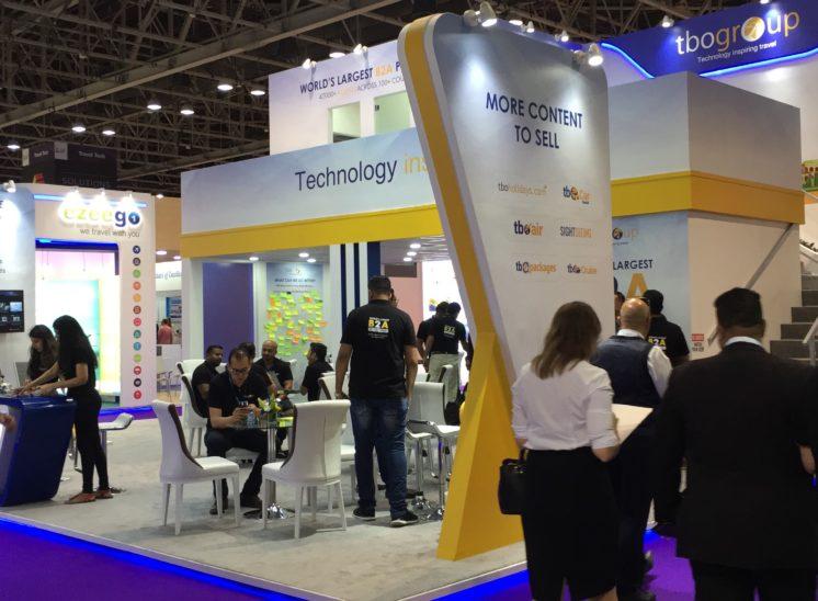 TBO GROUP Holidays for Arabian Travel Market 2019