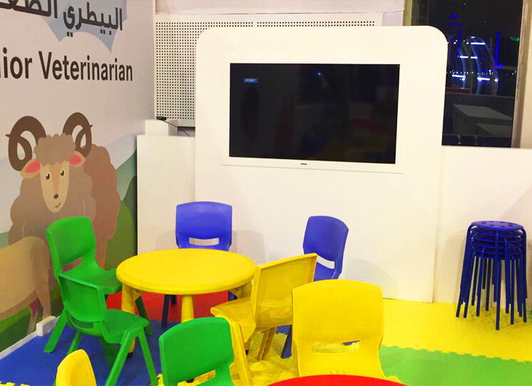 Kids @ Abu Dhabi Agriculture and Food Safety Authority